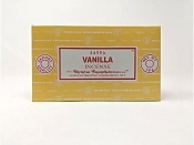 Satya Incense - Vanilla - 15gr [ 12/BOX ]