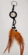 Black Dreamcatcher Key Chain (Dozen)
