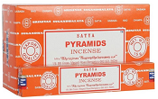Satya Incense - Pyramids - 15gr - 12/Box