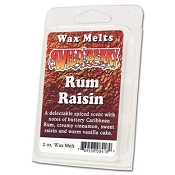 Wild Berry Wax Melt - Rum Raisin