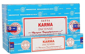Satya Incense - Karma - 15gr - 12/Box