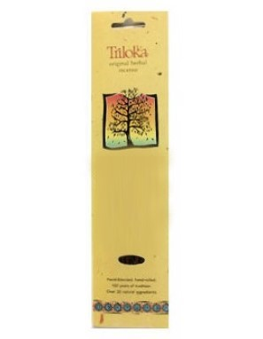 Triloka Original Herbal Incense - Clear Wind