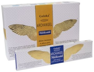 Goloka Archangel Series - Melchizedek (12/Box)