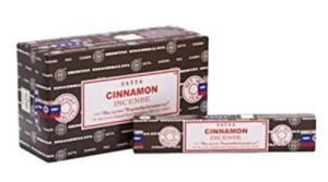 Satya Incense - Cinnamon - 15gr - 12/Box
