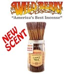 DISCONTINUED - Chai Tea Incense Sticks by Wild Berry Incense