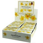 Kamini Cones - Frangipani - 10 cones/box - Case of 12
