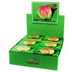 Kamini Cones - Lotus - 10 cones/box - Case of 12