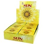 Kamini Cones - Sun Incense Cones - 10 cones/box - Case of 12