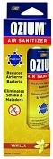 Ozium Air Sanitizer - Vanilla 3.5oz. bottle