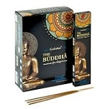 Goloka - Black Series Masala -The Buddha - 15gr [ 12/BOX ]