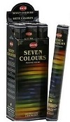 HEM - 7 Colours - 20gr [6/Box]