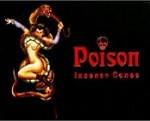 Kamini Cones - Poison - 10 cones/box - Case of 12