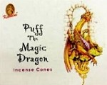 Kamini Cones - Puff the Magic Dragon - 10 cones/box - Case of 12