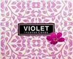Kamini Cones - Violet - 10 cones/box - Case of 12