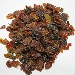 Rose Hips (seedless), Cut & Sifted - 1 LB