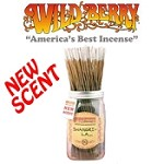 Shangri-La Incense Sticks by Wild Berry Incense